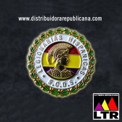 Pin Legionarias Hispanicas