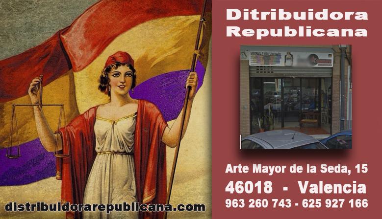 Dirección y telefonos de la Distribuidora Republicana