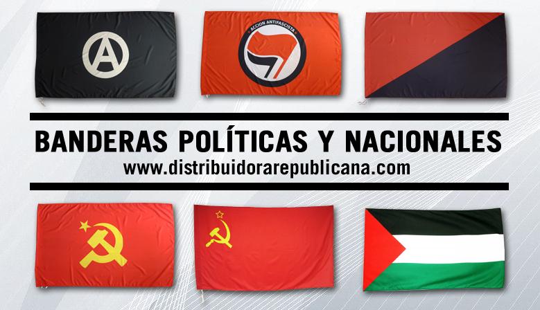 Banderas Políticas