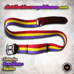 Cinturón Republicano (Elástico)