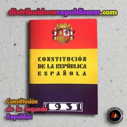 Constitución de la Segunda República Española
