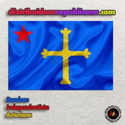 Bandera Independentista Asturiana