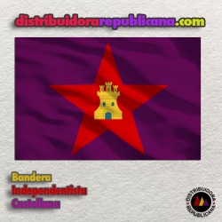 Bandera Independentista Castellana
