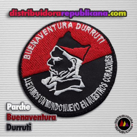Parche Buenaventura Durruti