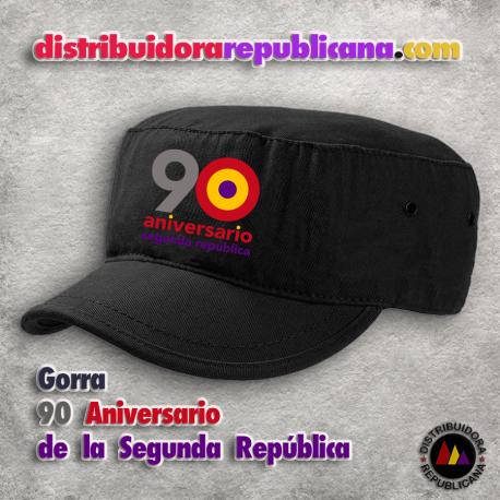 Gorra 90 Aniversario de la Segunda República