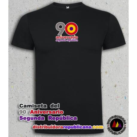Camiseta 90 Aniversario de la Segunda República  (mediano)