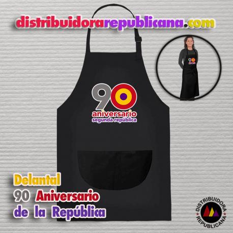 Delantal de Cocina 90 Aniversario de la República