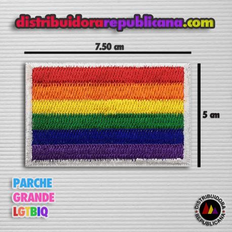 Bandera LGTBIQ Grande