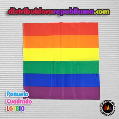 Bandera LGTBIQ Pequeña