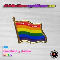 Pin LGTBIQ