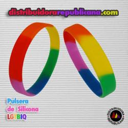 Pulsera de Silicona LGTBIQ