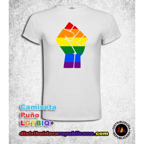Camiseta Puño LGTBIQ+