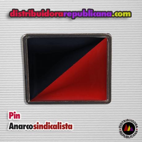 Pin Anarcosindicalista