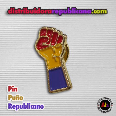 Pin Puño Republicano