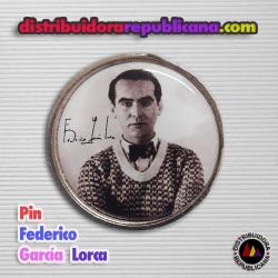 Pin Federico García Lorca