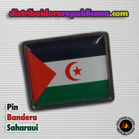 Pin Bandera del Pueblo Saharaui