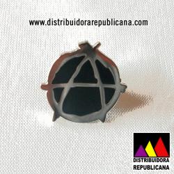 Pin Anarquista de Colección