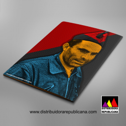 Postal Buenaventura Durruti - A6