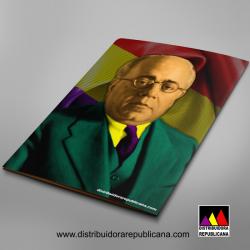 Postal Manuel Azaña - A6