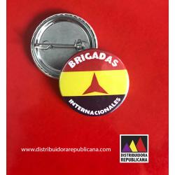 Chapa Brigadas Internacionales