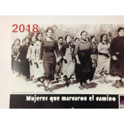 Calendario Mujer y República