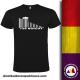 Camiseta bandera ondeando LGTB