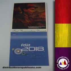 Calendario Buenaventura Durruti