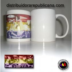 Taza Guernica Republicano