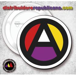 Chapa Anarco Republicana