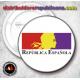 Chapa República Española