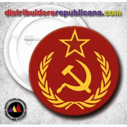 Chapa Comunista URSS