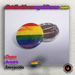 Chapa Antifascista Republicana