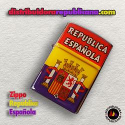 Zippo República Española