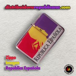 Zippo Imagen República Española