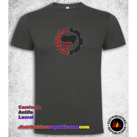 Camiseta Antifascista