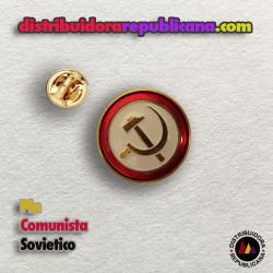 Pin Comunista Soviético