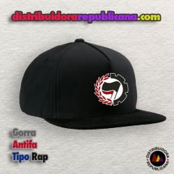 Gorra Antifa Rap