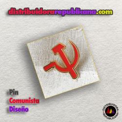 Pin Comunista Diseño