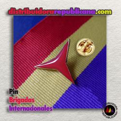 Pin Brigadas Internacionales