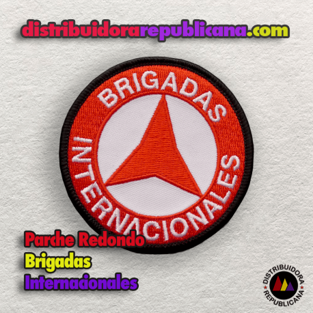 Parche Brigadas Internacionales Redondo