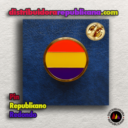 Pin Republicano Redondo