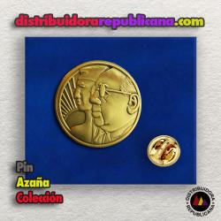 Pin Manuel Azaña Colección