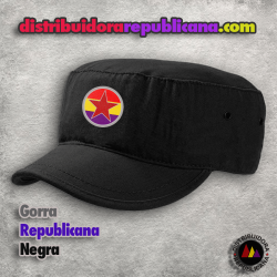 Gorra Republicana Ejercito Popular