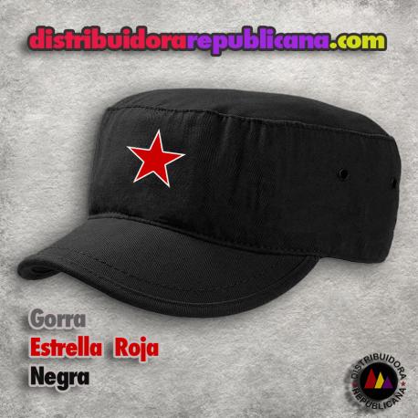 Gorras Estrella Roja