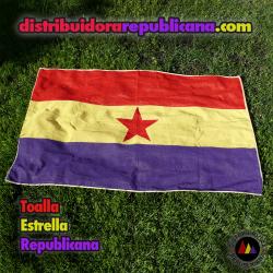 Toalla Estrella Republicana