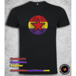 Camiseta Republica Popular