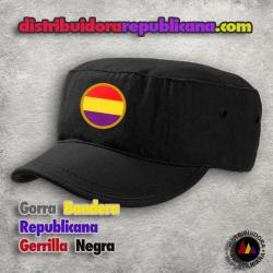 Gorra Bandera Republicana Guerrilla