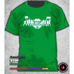 Camiseta Stop Desahucios
