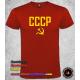 Camiseta Soviética CCCP