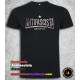 Camiseta Antifascista Siempre (Plata)